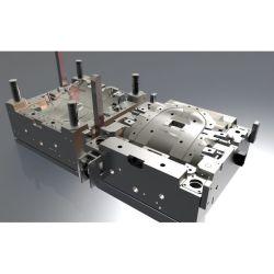 Ts16949 OEM molde de inyección y molde de moldeo //MOLDURA DE PLÁSTICO DE AUTO GUÍA DE LUZ