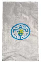 Commerce de gros 25kg 25 kg de plastique BOPP des emballages en plastique Bovins/poulet/poisson sac d'alimentation animale pour la vente