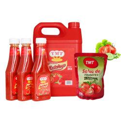 두바이 증발기 토마토 페이스트, 알파 사파크와 같은 맛의 진공 청소기