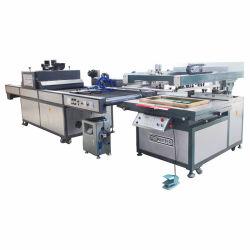 Automtic Tela Plana da impressora com braço robótico e cura UV a máquina