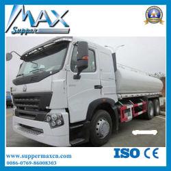 Sinotruk 20cbm transportar petróleo do caminhão-tanque de combustível