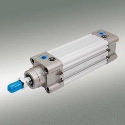 ISO6431 DNC Pneuamticシリンダー、ISO15552