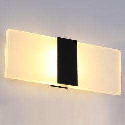 Indicatore luminoso della parete LED per gli indicatori luminosi decorativi della parete della camera da letto LED delle lampade da parete della lettura del lato del letto dell'hotel 3W 6W