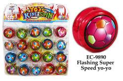 Super velocidad intermitente divertido juguete de Yo-Yo