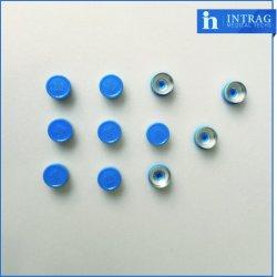 غطاء مصنوع من الألومنيوم والبلاستيك لمضادات حيوية