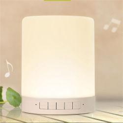 Ярко раскрашенные деревянные M16 ночное освещение беспроводной динамик низкочастотного звука HiFi музыку в салоне сабвуфер в подарок для продвижения