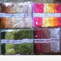 Qualitäts-niedriger Preis-Baumwollstickerei-Gewinde für DIY
