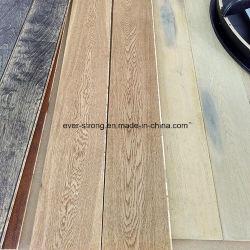 15mmのカシの多層寄木細工の床によって設計される木製のフロアーリング