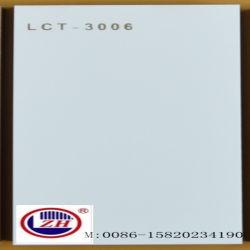 La LCT de color blanco puro cero resistan placa MDF (ZH-3006)