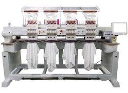 Wonyo Pk Feiya 4 de Hoofden Geautomatiseerde Machine van het Borduurwerk met Vrije Software