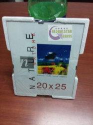 1-2mm moderno de vidro float Photo Frame, o vidro float Picture Frame