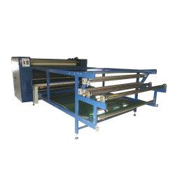 Rullo di ampio formato per rotolare la macchina della pressa di calore per sublimazione di scambio di calore