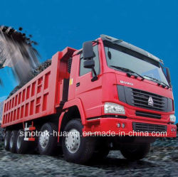 Sinotrok HOWO All Drive 10X6 ダンプトラックダンプトラック