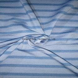 뜨개질을 하는 직물 또는 줄무늬 /Spandex/Knitting 직물