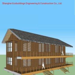 Design livre a frio de Aço Formados Prefab House aço leve Hotel prefabricadas