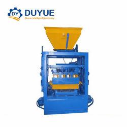 Qt4-24 Duyue Höhlung-Block-Maschine, konkrete Ziegeleimaschine, Kleber-Block-Hersteller