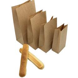Amigo do ambiente saco de papel Kraft com retenção de estanho