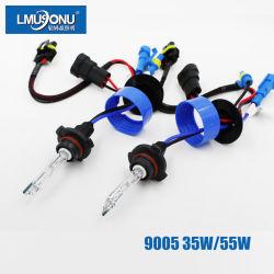 Brillante rápido HB3 9005 Lámpara de xenón HID 6000K 12V 35W 55W AC de alta Bight
