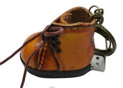 Обувь из натуральной кожи Shap USB Flash накопитель (PZE513)