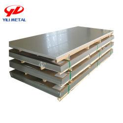 ASTM لفن ساخن مللفن بارد 2b 201 304 316L 310S 409L 420 420j1 420j2 430 434 لوحة/ورقة من الفولاذ المقاوم للصدأ فولاذ لا يصدأ