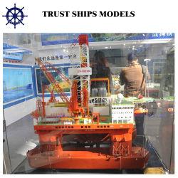 Modello di Drilling Rig Model per Business Gifts