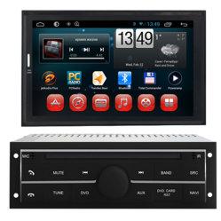 Wince voiture DVD Audio système GPS pour Mitsubishi L200