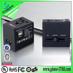 ملحقات الهاتف المكتبي شاحن محول USB مزدوج لوصلة السرور-089