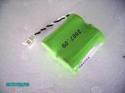 Bonne qualité Li-Mno2 CR123A CR2 2cr5 Batteries CR-P2 pour la caméra