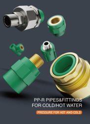 Ära-friedliche Systeme, PPR Druck-Rohr, Pn12.5/Pn20/Pn16/Pn25, (DIN8077/8088), Dvgw