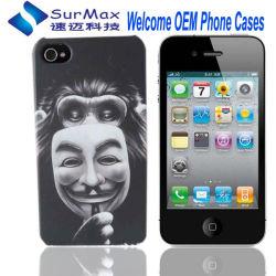 Маска чехол для iPhone 4/4s/4G / Пользовательский аксессуаров для мобильных телефонов