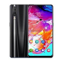 """Telefono astuto Android curvo ente a piena vista originale del telefono mobile 3D della visualizzazione del Dewdrop del cellulare A70 Mopbilephone 6.3 di Newst """""""