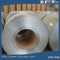 paquete estándar de metal revestido de color laminadas en caliente de la bobina de planchas de acero
