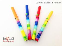 Beschikbare e-Shisha Elektronische Waterpijp 600 de Sigaret van Rookwolken met 2 LEIDENE Lichten