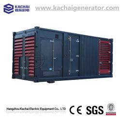 1250kVA-2750kVA Puissance de la Chine Fabricant Soundpoof électrique silencieux Accueil/industriel générateur de moteur diesel avec moteur Diesel Yuchai 1000KW/1250kVA 2250kVA