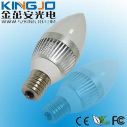 3W LED 캔들 전구 램프 (KJ-BL3W-C03)