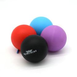 bal van de Massage van het Punt van het Lichaam van de Trekker van de Goederen van de Douane van 63mm de Sportieve