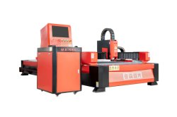 De madera CNC de acero inoxidable de metal equipo láser de CO2 máquina de corte láser de fibra de corte láser para maquinaria de construcción