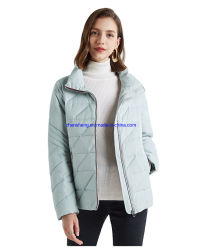 Ente Daunenjacke Mantel Puffer Weiß Feder Winter Warm Frauen Kleidung