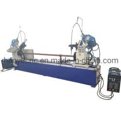 Alta eficiencia de la fábrica China Customzied andamio automático automático de la soldadora de andamio de acero de soldadura accesorios de tubería manipulador