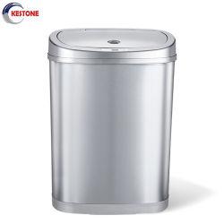En acier inoxydable de qualité Premium des ménages à bas prix Wastebin de recyclage de la pédale