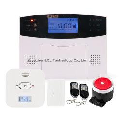 Getelegrafeerde 7&Wireless 99 verdedigen GSM van de Veiligheid van de Streek de Alarminstallatie van het Huis