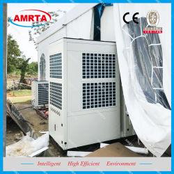 Tente portative commerciale emballé Système de climatisation pour l'hôpital de champ