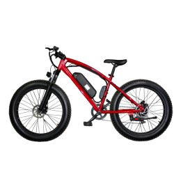 E-Bike Lithium Batterie E-Bike Mountain Cross-Country Influencer 27 Speed Zur Arbeit Reiten 26 Zoll City eBike von eBike