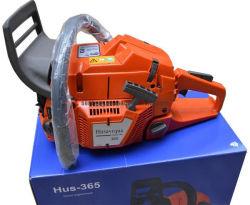 H365 Chain SAW는 20인치 바 앤 체인, 65cc Hus365 Motierra, 2행정 가솔린 365 Chainsaw가 있습니다