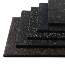 Fabriek slijtvast van hoge kwaliteit vermindert de rubberen vloermat Tegel