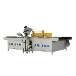 Máquina de colchão máquina de colocação de fitas nas bordas Totalmente Automática (ZL-TE-4A)