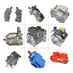 Mayorista de China A4VG28 A4VG40 A4VG45 A4VG56 A4VG71 A4VG90 A4VG105 A4VG125 A4VG140 A4VG175 Variable de pistones radiales de la bomba hidráulica de aceite de buen precio con Bosch Rexroth