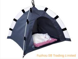 도매 Portable Waterproof 옥스포드 Fabric Pet Cat Dog Mini House Bed Tent OEM Accepted Outdoor 또는 Indoor Tent