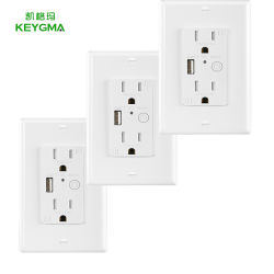 USA Socket Maison Intelligente mur Tuya Smart Plug