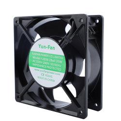 absaugventilator Wechselstrom-Ventilator 12038 des Kühlventilator-220V Mini120*120*38mm